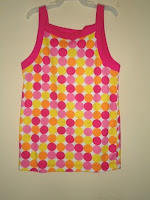 Tank Top Carter Polkadot