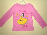 Kaos Disney Princess Pink