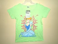 Kaos Disney Princess Cinderella