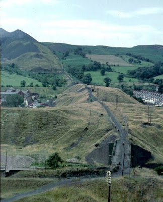Aberfan prior to tragedy