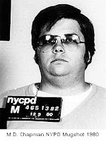 Mark David Chapman who killed John Lennon