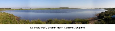 Dozmary Pool, Cornwall, Excalibur
