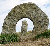 Men-an-Tol, Cornwall, England