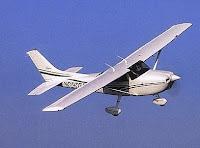 Cessna 182 plane