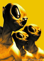 UFO alien picture