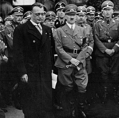 Adolf Hitler Viennea, Austria 1938