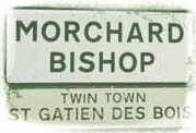 Morchard Bishop village sign