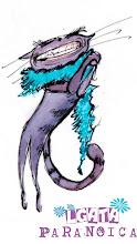 la gata paronoide