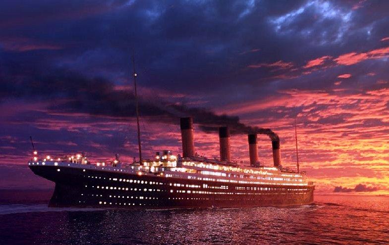 mi peque 209 o mundo titanic resumen de la mayor tragedia