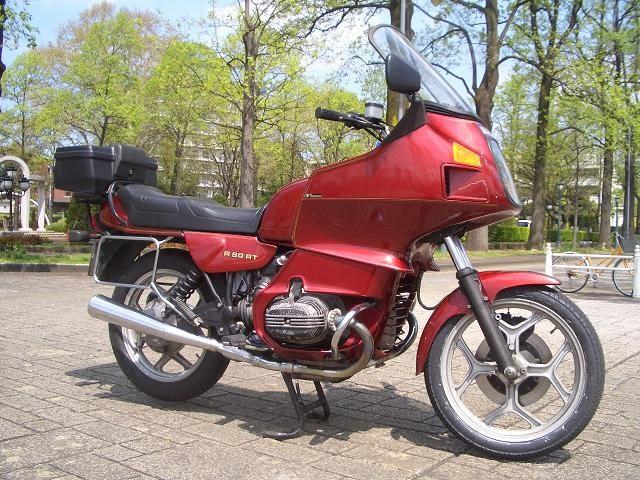 I have got 1986 BMW R80RT