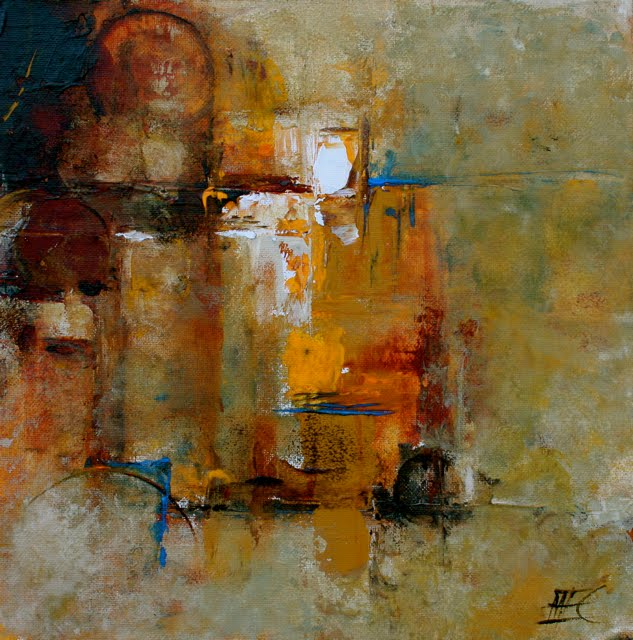Elizabeth chapman monega modern contemporary abstract for Contemporary oil paintings