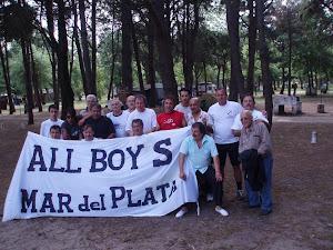 Encuentro de las Peñas Mercedes y Mar del Plata