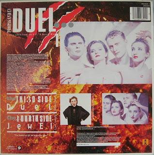 Propaganda - Duel (Maxi Single) 1985