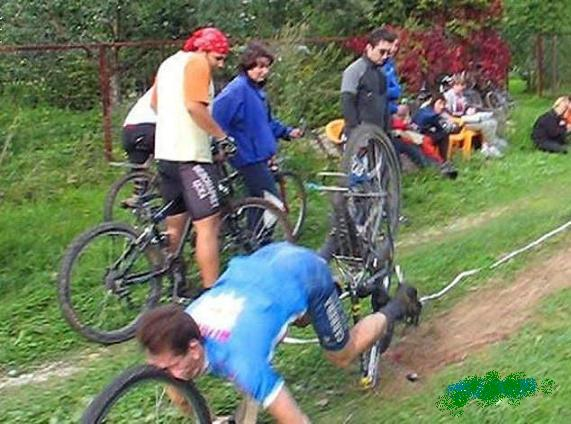 funniest accident sport