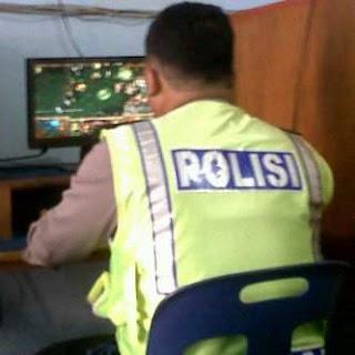Polisi Maen PB