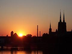 Najpiękniejszy zachód słońca