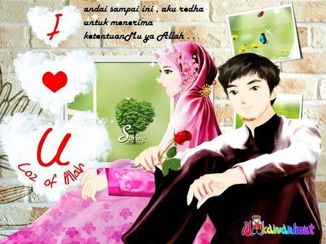 Cintaku Kpdmu Krn Allah