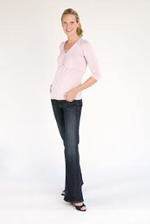ethical fashion nursing top
