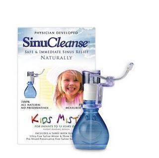 natural nasal decongestants