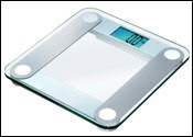 eatsmart digital bathroom scale extra large backlight silver