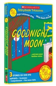 goodnight moon on dvd