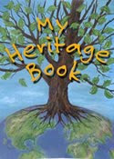 personalized stories for kids with my heritage book