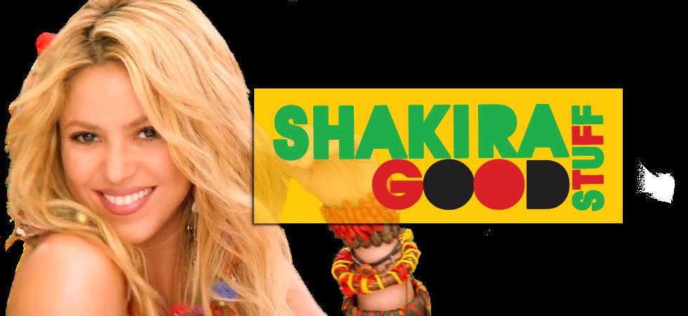 Shakira Good Stuff