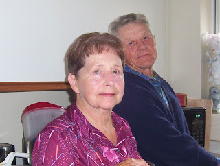 Mary and Don Hilliard, my folks