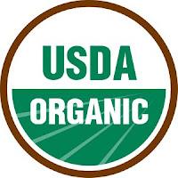 USDA organic seal