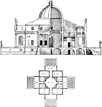 Plan Villa Rotonda M Ef Bf Bdtres