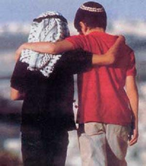 jew muslim together