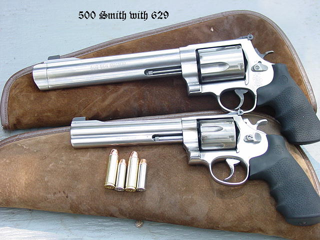 44 magnum revolver smith and wesson. Smith amp; Wesson 500 Magnum