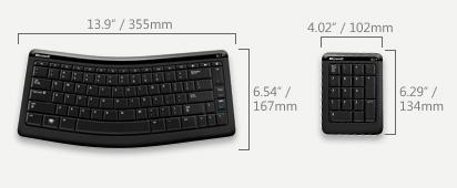 microsoft bluetooth keyboard 6000 manual
