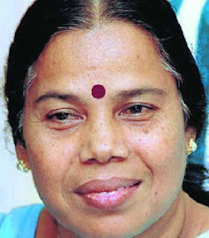 P.K. Sreemathy, Minister for Health, Kerala
