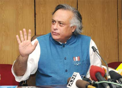 Jairam Ramesh, Minister of Environment & Forests