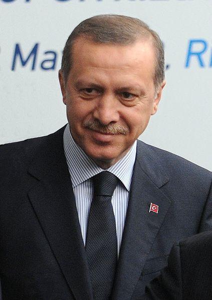Recep Tayyip Erdoğan, Prime Minister, Republic of Turkey