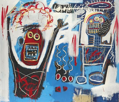 beacreature Basquiat 3 Jean Michel Basquiat art