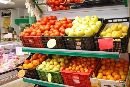 Frutas Y Hortalizas Frescas del Día