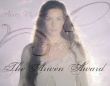 Arwen Fan Award