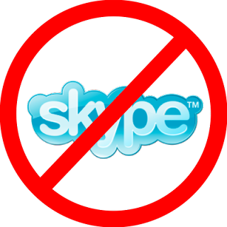 iPhone + Candaa = No Skype (-1)