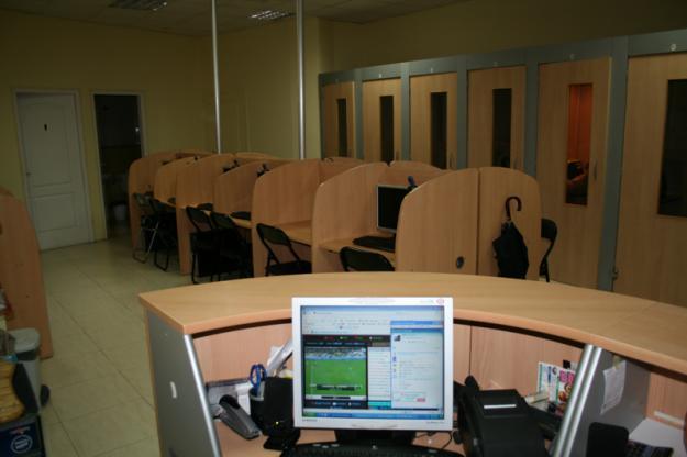 Un ciber locutorio o ciber cafe rentable negocios1000 - Ideas para decorar tu negocio ...