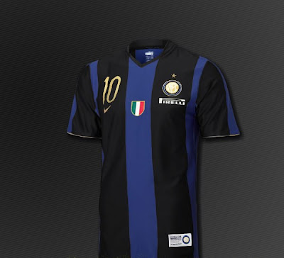 T-shirt, Inter Milan