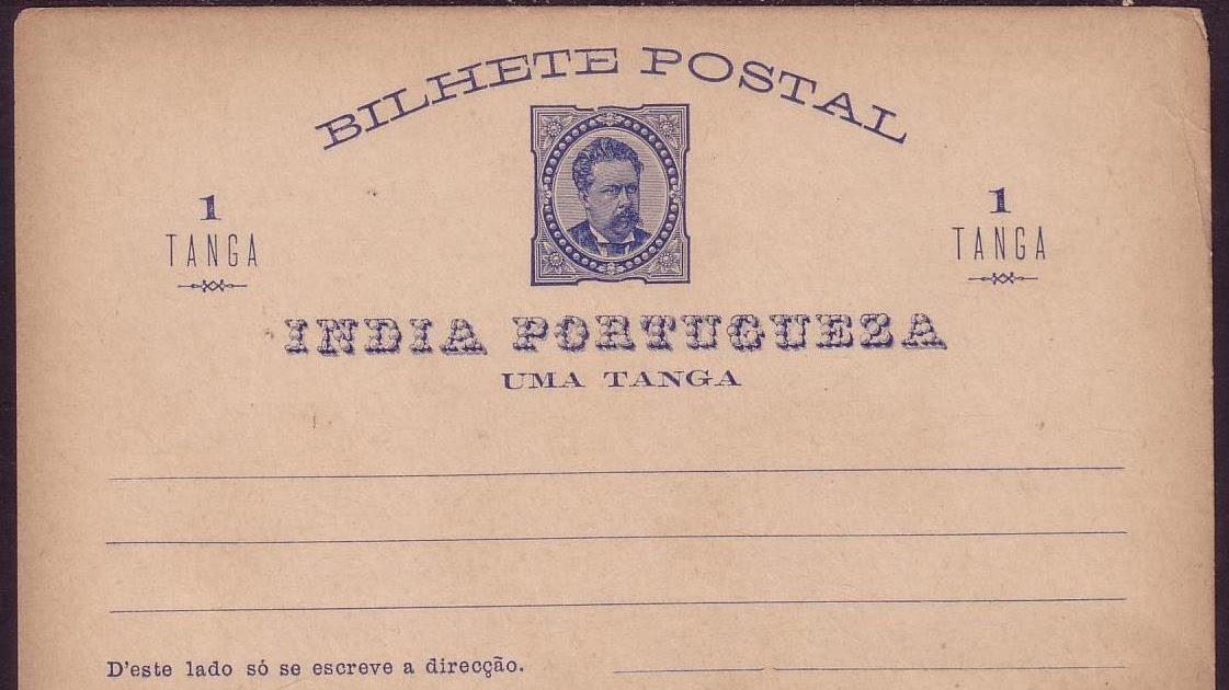 Le blog philat lique de jacques lacour histoire postale - Comptoirs francais en inde ...