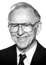 Edwin Krebs (1918-2009) Passed Away
