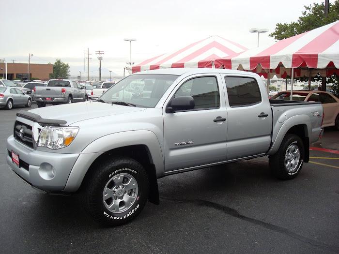 2008 Toytota Tacoma, 4 door