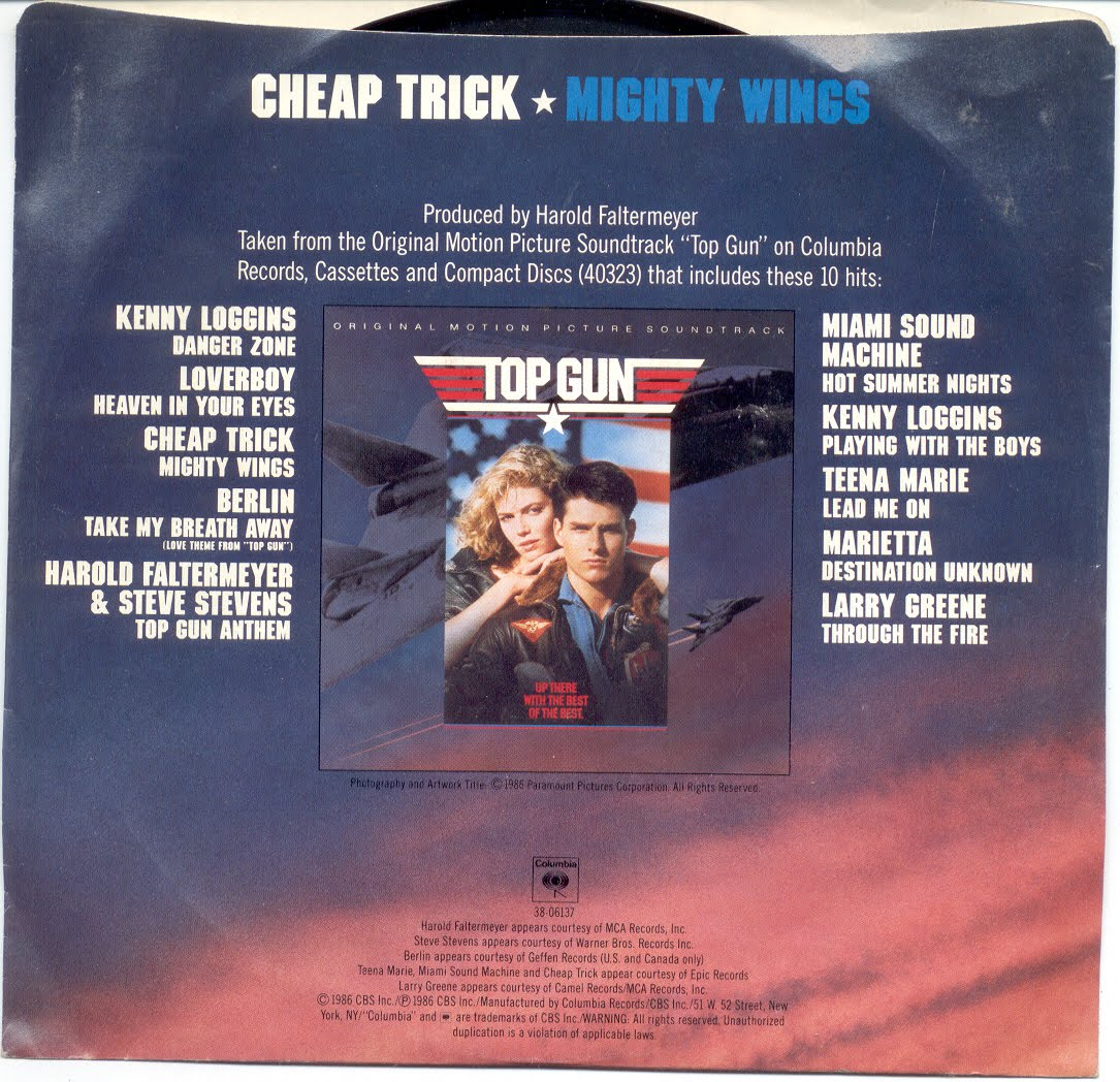 Cheap Trick Mighty Wings