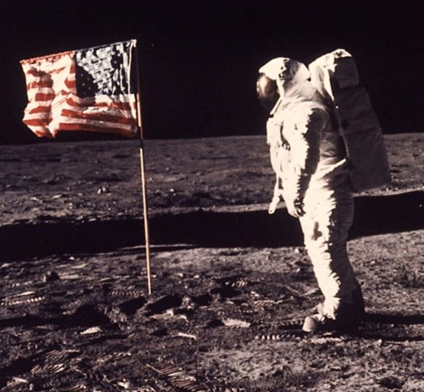 If You Believe… We Put a Man on the Moon | The Weinblog