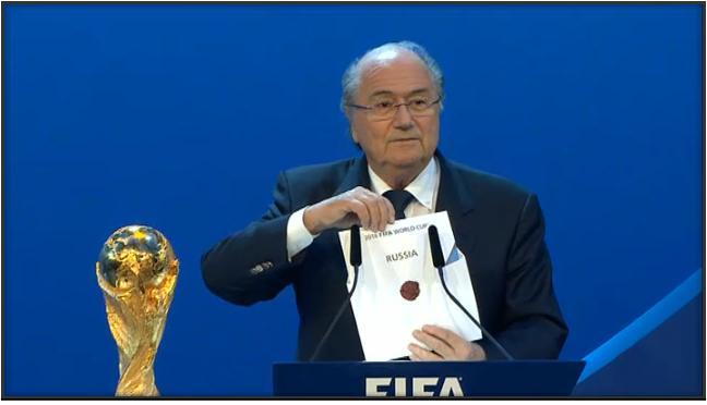 ... copa del mundo dentro de 8 años ahora con la copa del mundo en