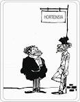 LOS HIJOS DE LA HORTENSIA