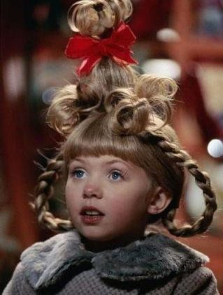 This is the cindy lou who that seems to be most popular now too bad